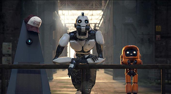 «Love, death and robots»: ciencia ficción y animación, más vivos que nunca