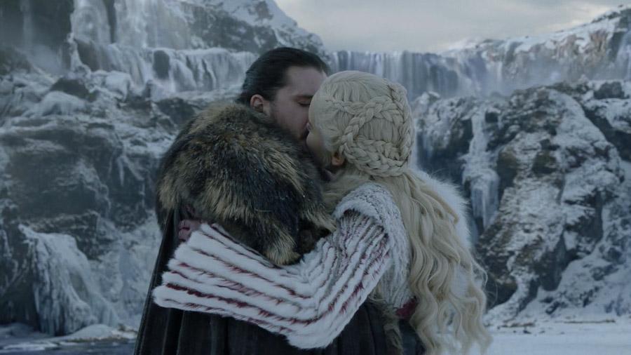 El invierno está que arde en Winterfell