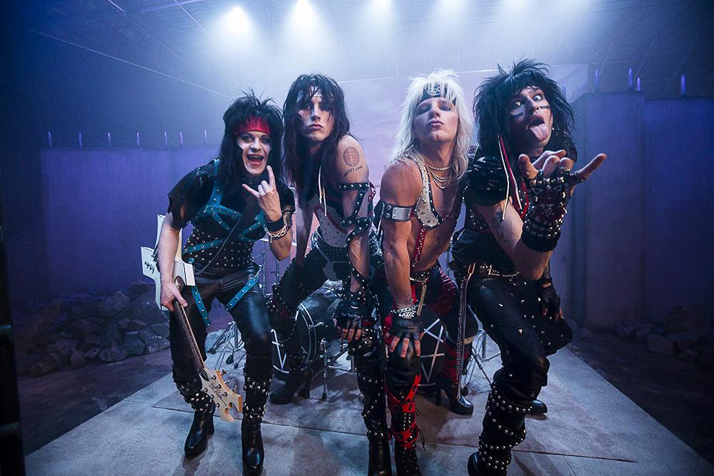 """""""The Dirt"""": la mugre de un puñado de 'rockstars' sin legado"""