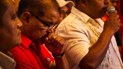 Un nuevo secretario general para la peor crisis del FMLN