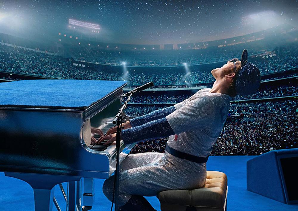 «Rocketman» es lo que «Bohemian Rhapsody» debió haber sido