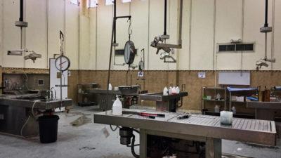 Un día de desconcierto en la morgue de San Salvador