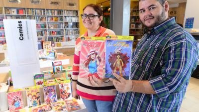 La editorial que quiere contar historias fantásticas a El Salvador