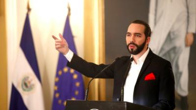 """Nayib Bukele: """"Siendo sinceros, ¿qué empresa no recibió dinero de Alba Petróleos?"""""""