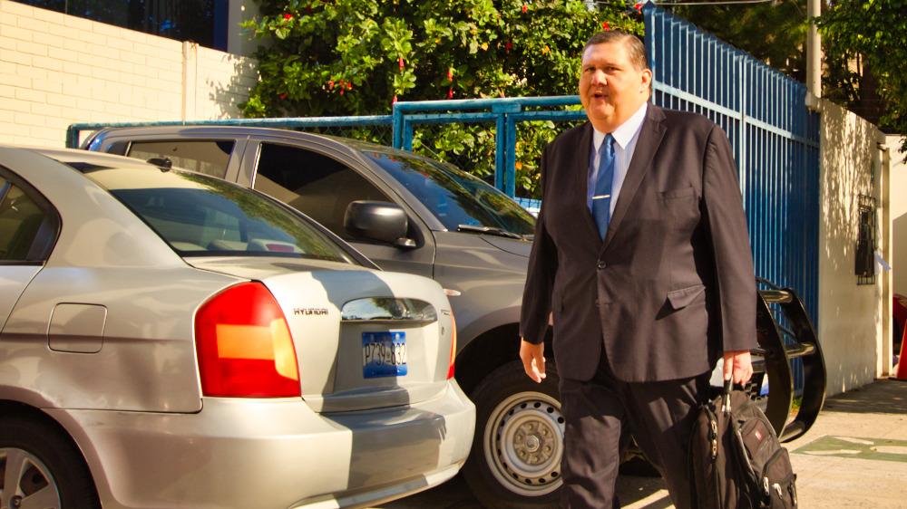 Presidente del IAIP renuncia tras filtración de datos de ciudadanos a la Presidencia