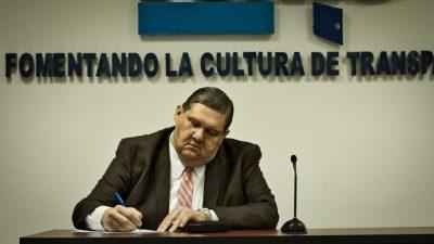 IAIP compartió a Casa Presidencial información confidencial de ciudadanos