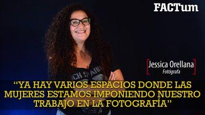 Jessica Orellana: «Lo más importante es que dignifiqués a las mujeres desde la parte que te toca»