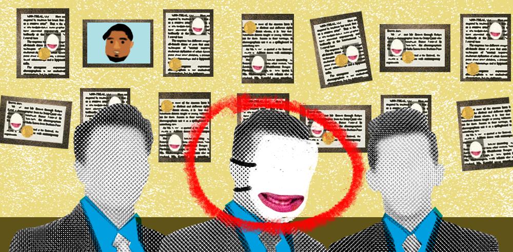 Gobierno contrató a un falsificador de diplomas para entregar antecedentes penales