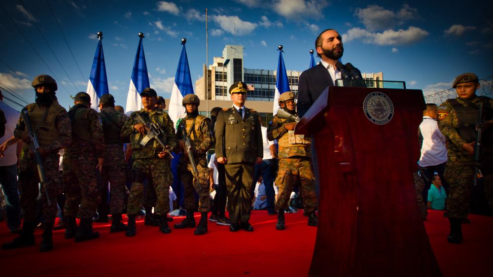 Rebelión o sedición: la delgada línea que cruzó el Ejército salvadoreño