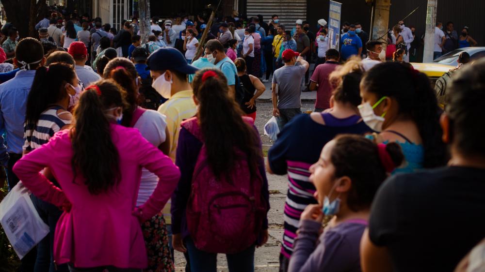 Día 19: Lunes de caos, hambre y desinformación frente a los CENADE