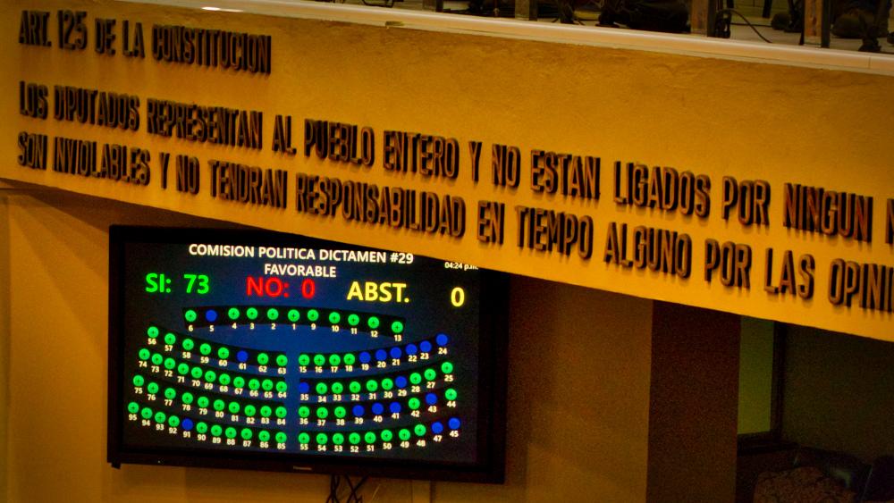 Día 3: Estado de emergencia y suspensión de derechos constitucionales