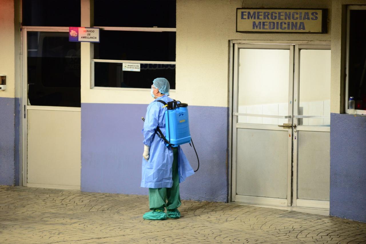Día 24: Profesionales de salud renuncian a cargos por temor de contagio del Covid-19