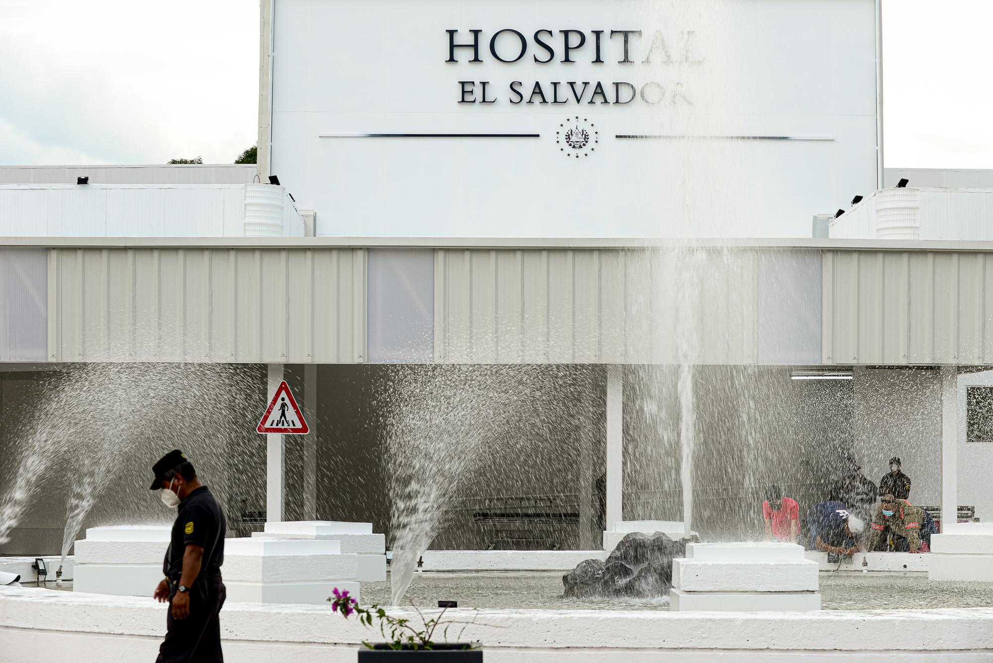 El Salvador destacó en 2020 por la corrupción durante la pandemia