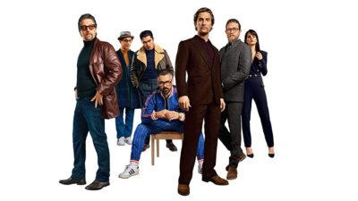 """""""The Gentlemen"""": hampones finos y cine de autor"""