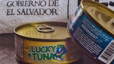 MAG distribuyó atún enlatado por empresa fantasma mexicana