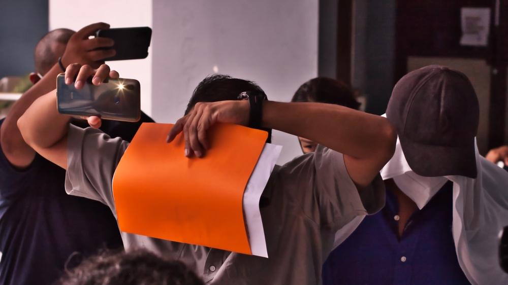 Capturan a candidato a diputado suplente de Nuevas Ideas por disparar desde un vehículo sin placas