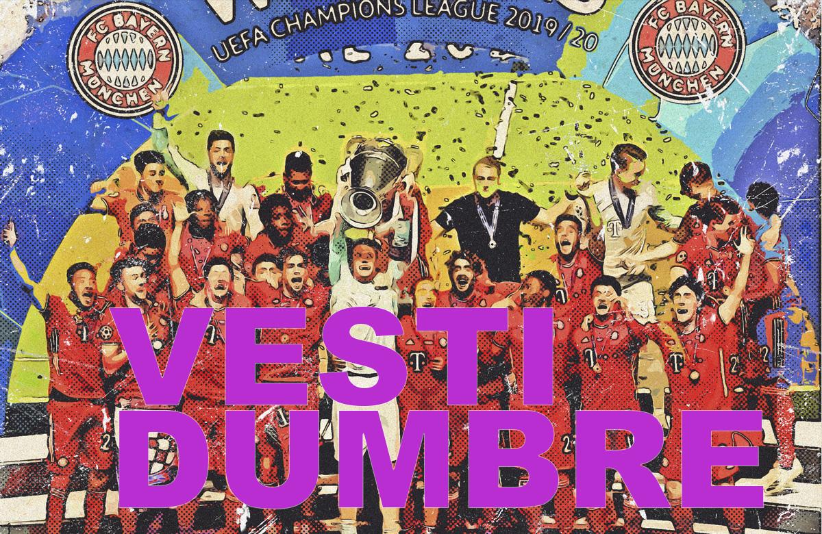 Bayern Munich: el rey del año extraño