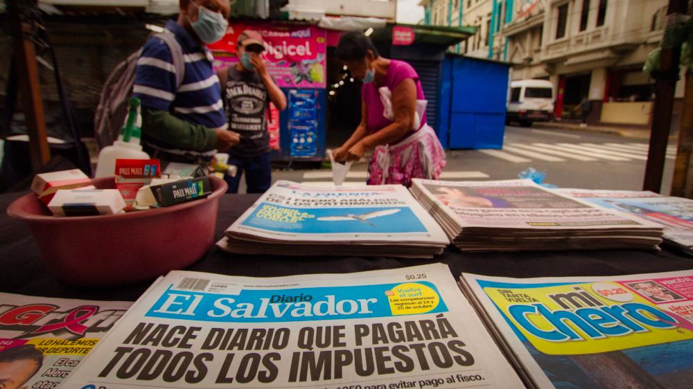 El oficialista Diario El Salvador nace como sociedad anónima ligada a CEL y sin controles públicos