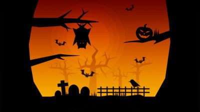 R&R 04: Playlist para Halloween con «La Vieja» (Adhesivo)