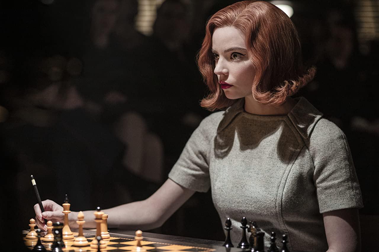 """""""The Queen's Gambit"""": La fuerza intelectual se pone de moda, es bonita y está bien"""