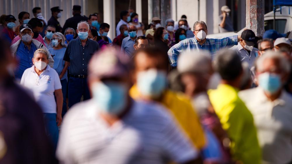 El Salvador olvidó que convive con la pandemia