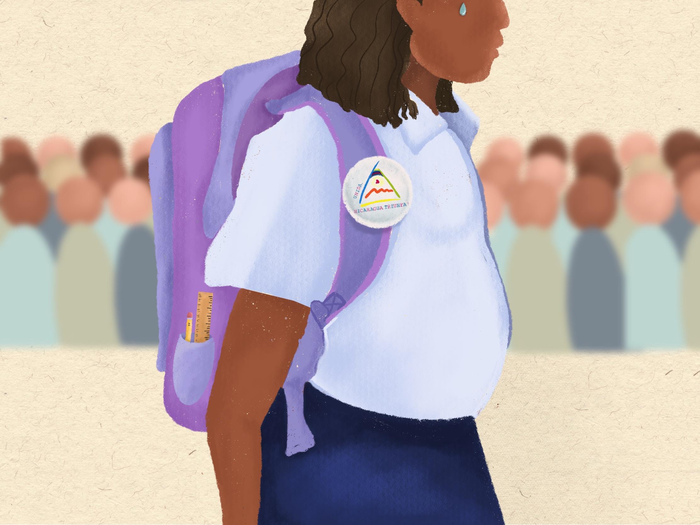 Nicaragua: Un país de niñas forzadas a ser madres