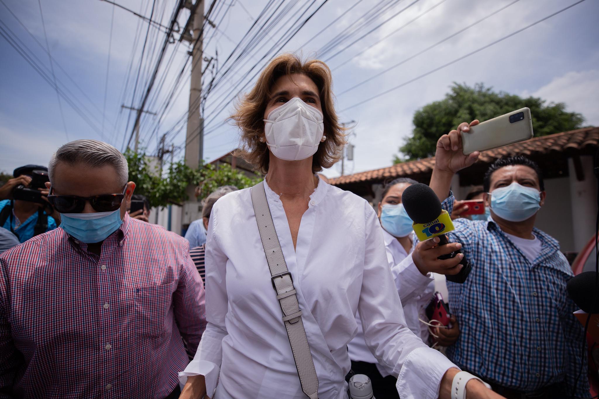 Cristiana Chamorro: la mujer que desafía al régimen de Ortega en Nicaragua