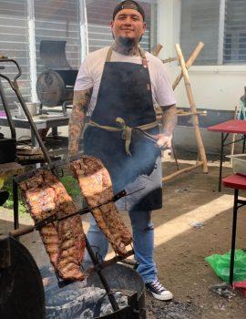 Chele Arana chef